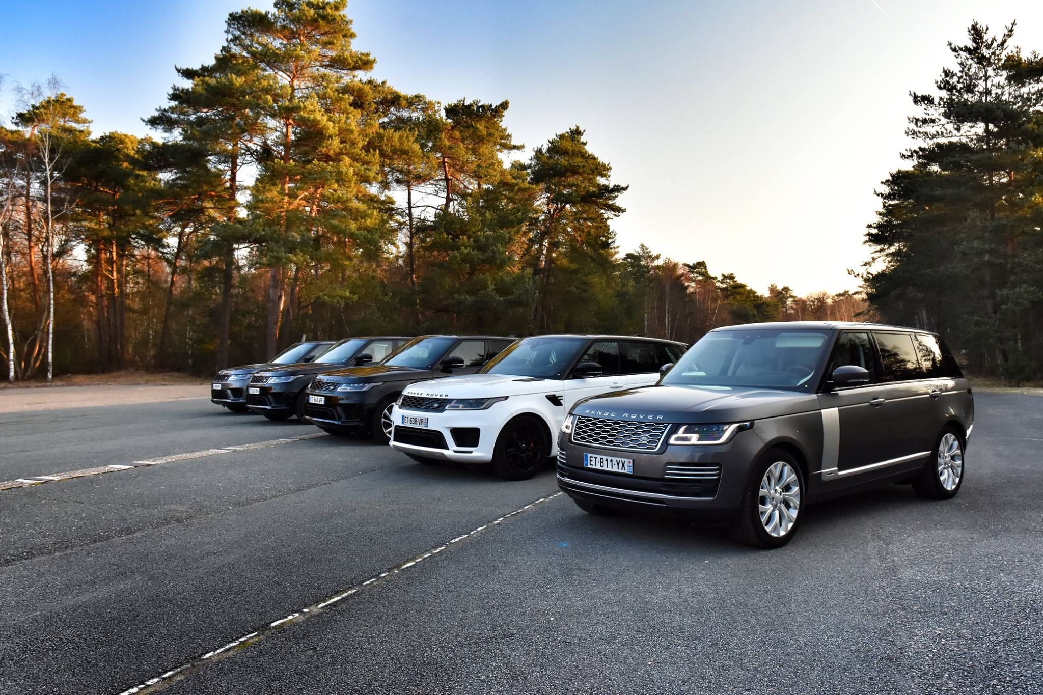 [FORMATION] Range Rover Sport PHEV @ Mortefontaine