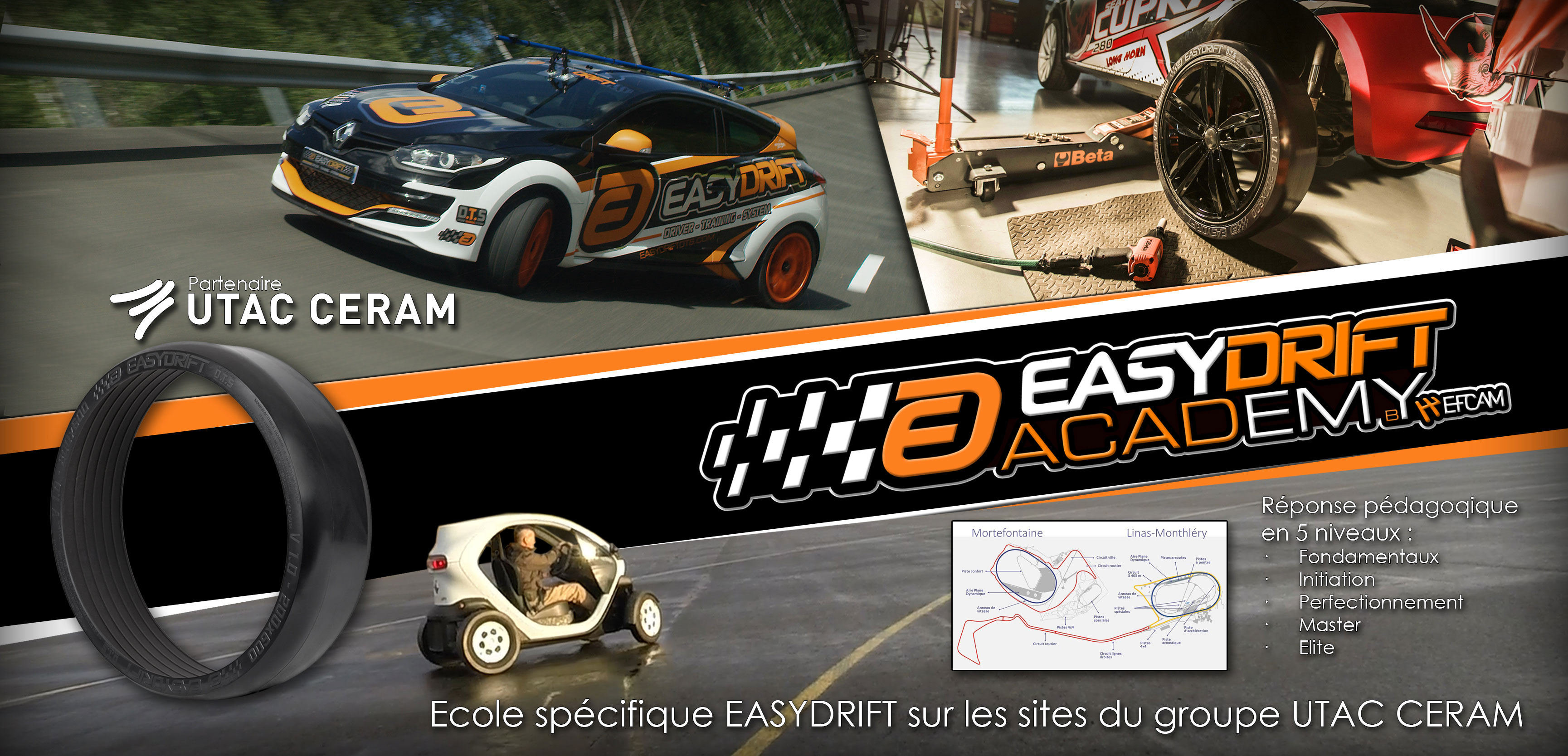 EASYDRIFT ACADEMY annonce2